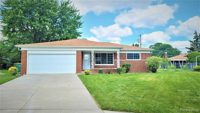 33867 Mint Crt, Sterling Heights, MI 48310 (MLS #2210059133) :: Kelder Real Estate Group