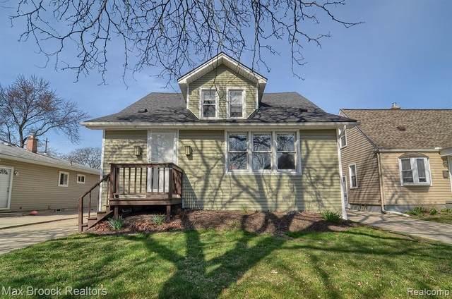4115 Edgar Ave, Royal Oak, MI 48073 (MLS #2210056481) :: Kelder Real Estate Group