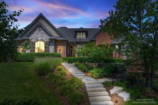 901 Mcdonald Dr, Northville, MI 48167 (MLS #3282737) :: Kelder Real Estate Group