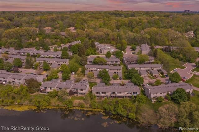 744 Watersedge Dr, Ann Arbor, MI 48105 (MLS #2210058855) :: The BRAND Real Estate