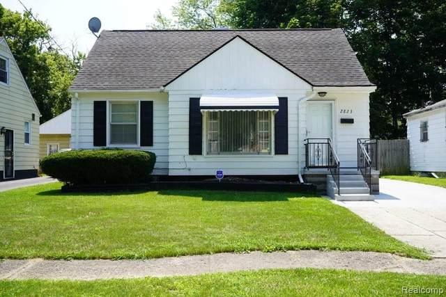 2823 Berkley St, Flint, MI 48504 (MLS #2210060228) :: Kelder Real Estate Group