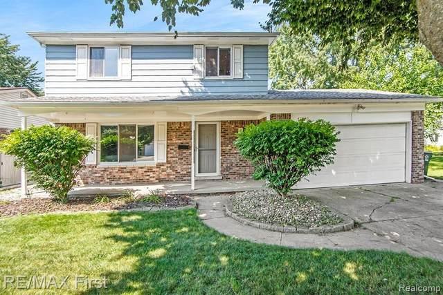 42930 Barchester Rd, Canton, MI 48187 (MLS #2210060441) :: Kelder Real Estate Group
