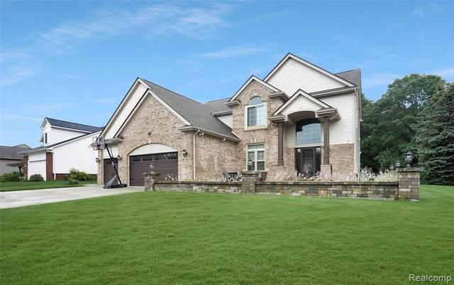 736 Pheasant Run West Dr, Wixom, MI 48393 (MLS #2210060149) :: Kelder Real Estate Group
