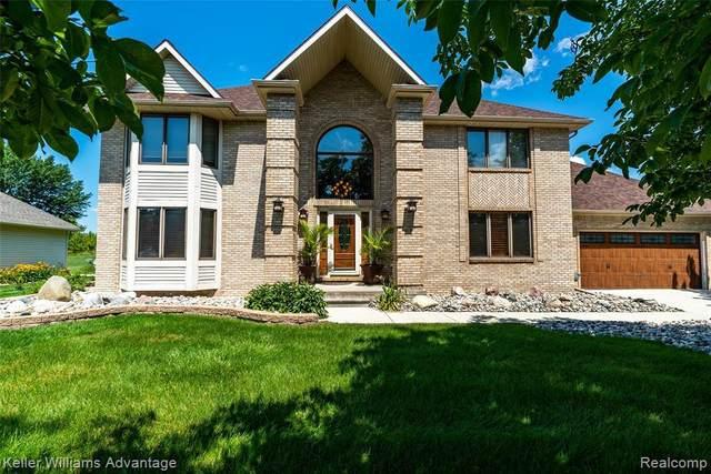 756 Morningside Dr, Grand Blanc, MI 48439 (MLS #2210062486) :: Kelder Real Estate Group