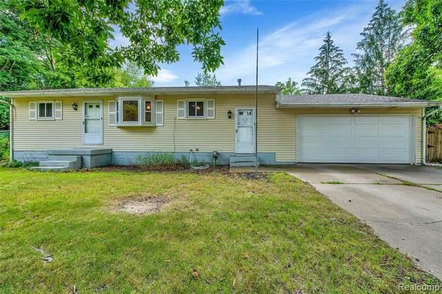 2376 Coolidge Ave, Ypsilanti, MI 48198 (MLS #2210064628) :: Kelder Real Estate Group