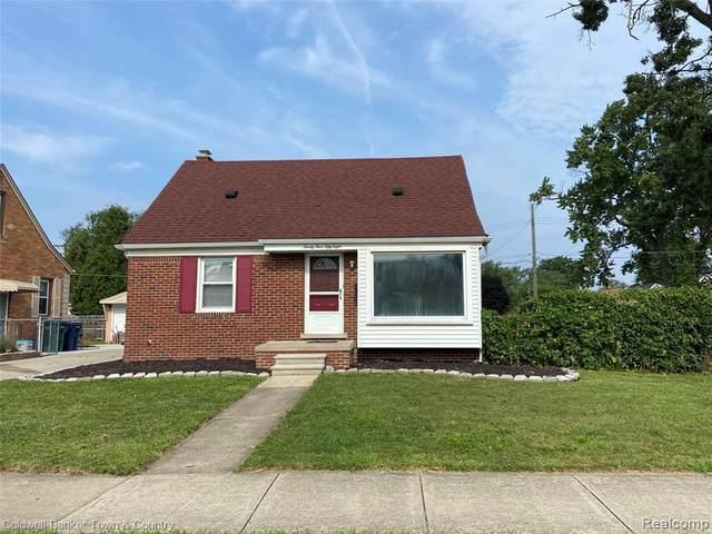 2458 Elliott Ave, Lincoln Park, MI 48146 (MLS #2210064825) :: Kelder Real Estate Group