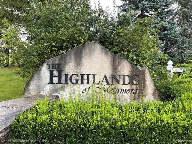 13 Highland View Lane Ln, Metamora, MI 48455 (MLS #2210063343) :: The BRAND Real Estate