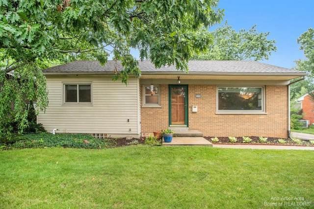1447 Catalina Dr, Ann Arbor, MI 48103 (MLS #3283231) :: Kelder Real Estate Group