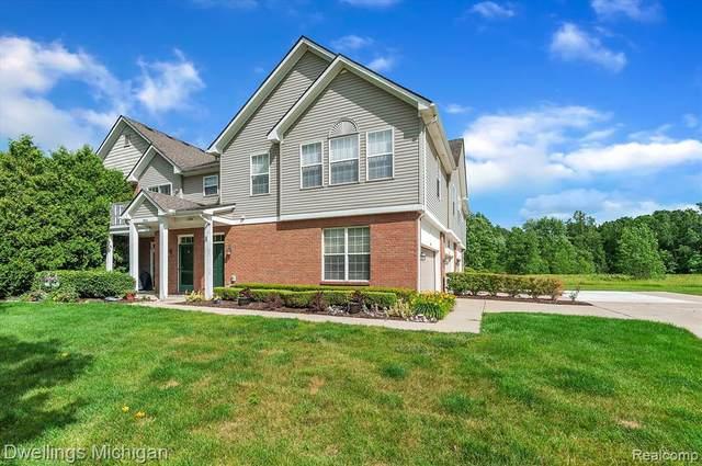 29951 Trail Creek Dr, New Boston, MI 48164 (MLS #2210066311) :: The BRAND Real Estate