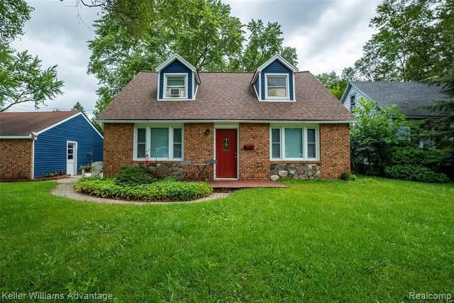 1218 E Commerce St, Milford, MI 48381 (MLS #2210064559) :: Kelder Real Estate Group