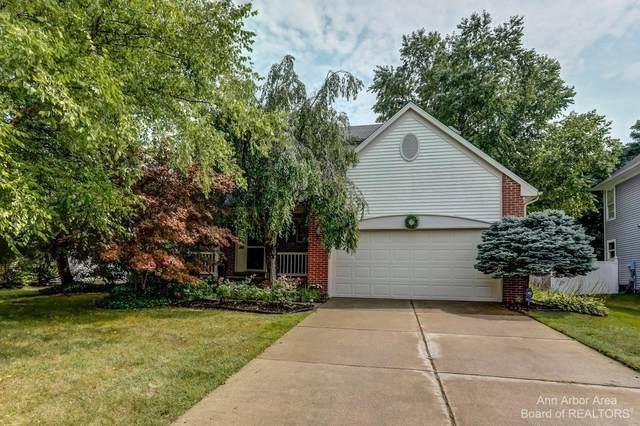 5635 Cedar Ridge Dr, Ann Arbor, MI 48103 (MLS #3283304) :: Kelder Real Estate Group