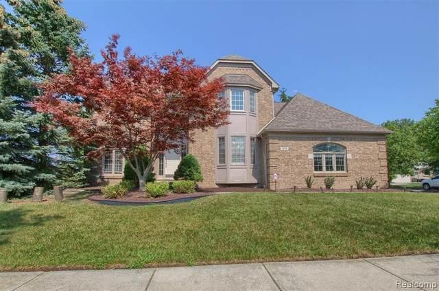 1200 Crowndale Lane, Canton, MI 48188 (MLS #2210067062) :: Kelder Real Estate Group
