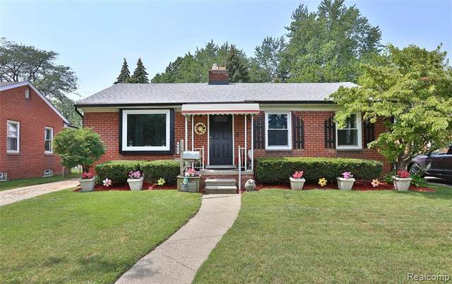 9615 Merriman Rd, Livonia, MI 48150 (MLS #2210067882) :: Kelder Real Estate Group