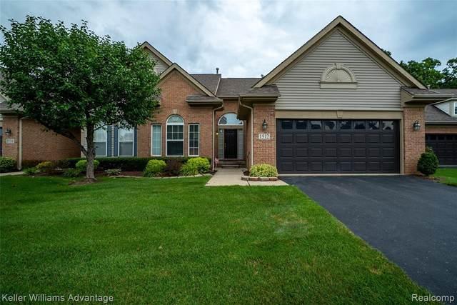1512 Treyborne Cir, Update, MI 48390 (MLS #2210064401) :: The BRAND Real Estate
