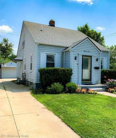 1840 Hyland St, Ferndale, MI 48220 (MLS #2210070879) :: The BRAND Real Estate
