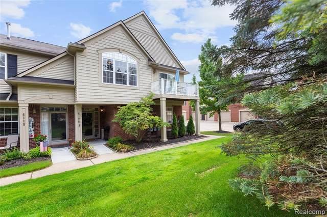 4126 Elizabeth Ave, Canton, MI 48188 (MLS #2210070882) :: The BRAND Real Estate
