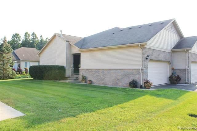 17413 N Lucille Cir, New Boston, MI 48164 (MLS #2210071973) :: The BRAND Real Estate