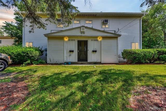 31863 Bay Crt, Westland, MI 48186 (MLS #2210072317) :: The BRAND Real Estate