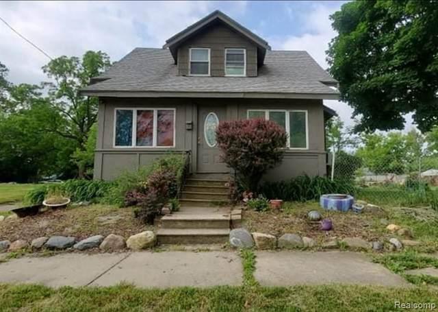 25 Cooley St, Pontiac, MI 48341 (MLS #2210075343) :: The BRAND Real Estate