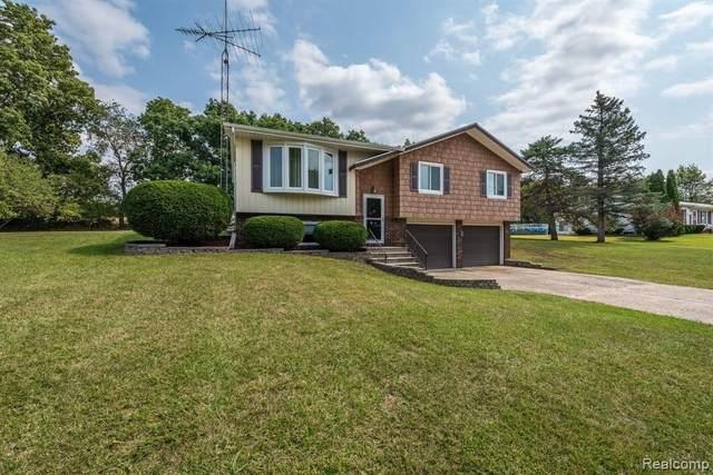 5999 Flamingo Dr, Jackson, MI 49201 (MLS #2210077319) :: Kelder Real Estate Group