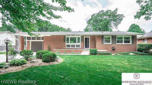 11501 Burger Dr, Plymouth, MI 48170 (MLS #2210078741) :: The BRAND Real Estate