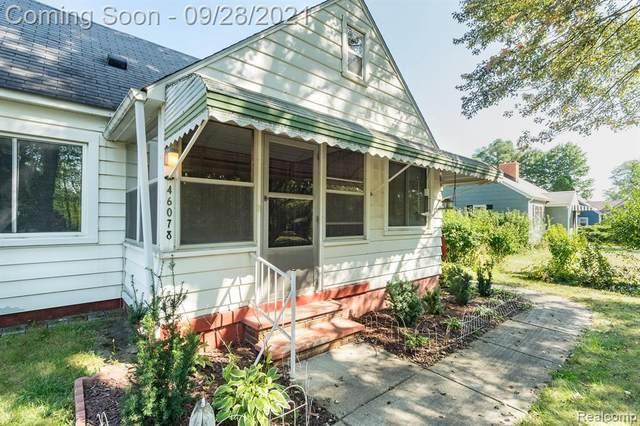 46078 Frederick St, Northville, MI 48167 (MLS #2210074715) :: Kelder Real Estate Group
