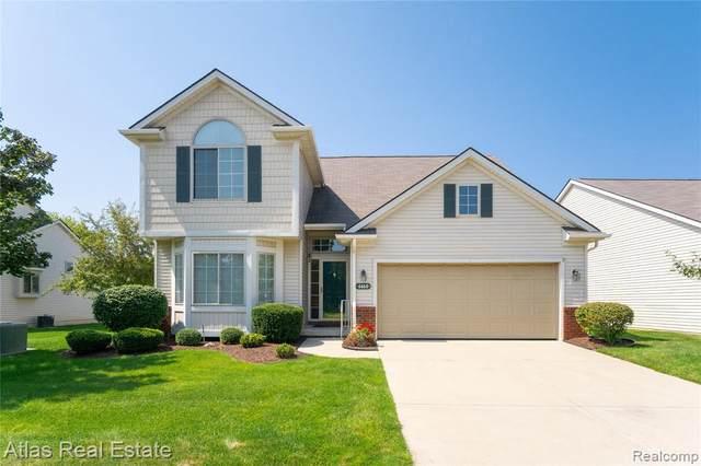 4460 Sunset Blvd, Grand Blanc, MI 48439 (MLS #2210080330) :: Kelder Real Estate Group