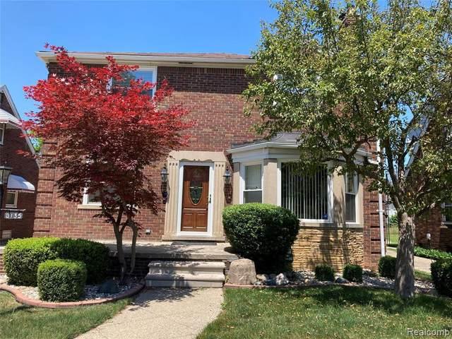 8135 Rolyat St St, Detroit, MI 48234 (MLS #2210081461) :: Kelder Real Estate Group