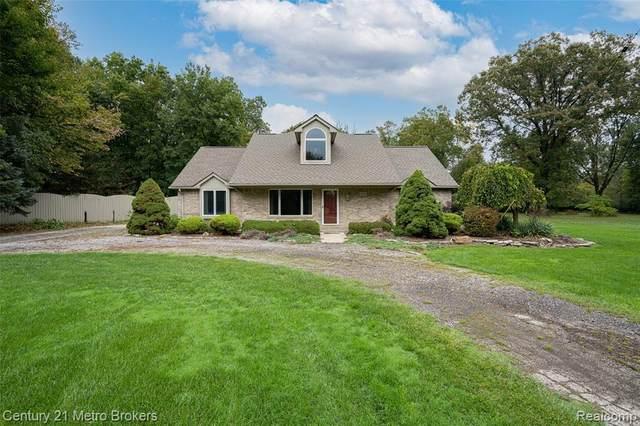 350 Nawakwa Rd, Rochester Hills, MI 48307 (MLS #2210083027) :: Kelder Real Estate Group