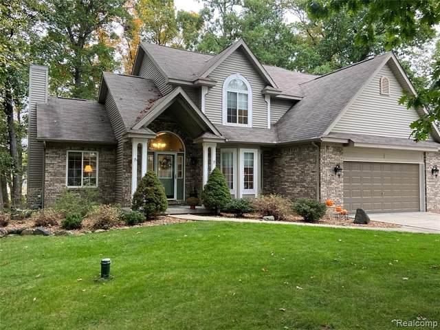 4286 Springwood Crt, Fenton, MI 48430 (MLS #2210086188) :: Kelder Real Estate Group