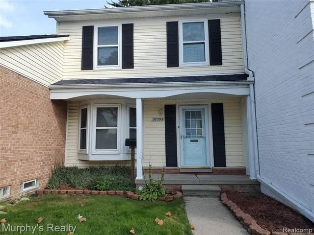 37393 Charter Oaks Blvd, Clinton Township, MI 48036 (MLS #2210085727) :: The BRAND Real Estate