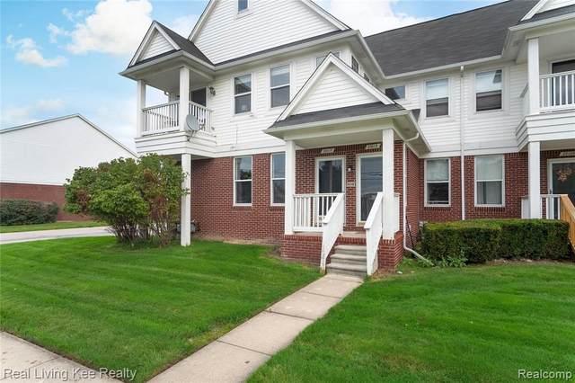 29117 Philadelphia Dr Unit#3-Bldg#729, Chesterfield, MI 48051 (MLS #2210084265) :: Kelder Real Estate Group
