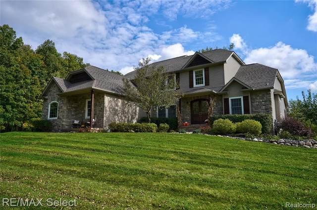 4248 Vantage Pointe Crt, Linden, MI 48451 (MLS #2210085916) :: Kelder Real Estate Group