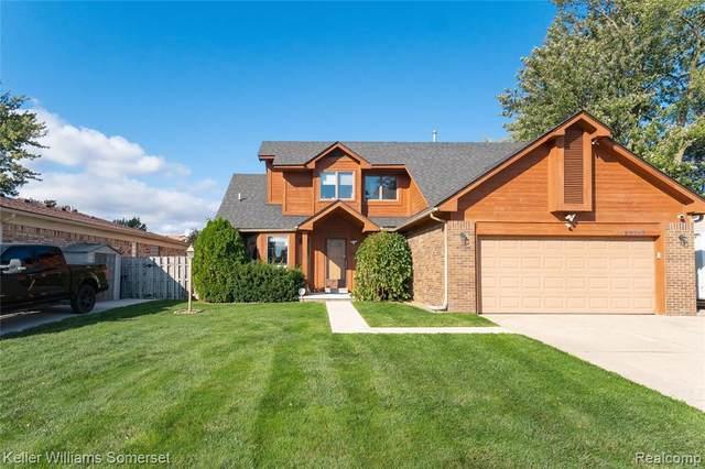 26183 Birchcrest Dr, Chesterfield, MI 48051 (MLS #2210086269) :: Kelder Real Estate Group