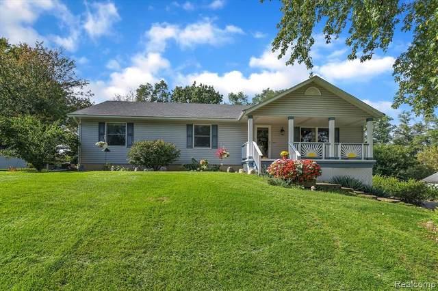 1545 1ST AVE, Howell, MI 48843 (MLS #2210084594) :: Kelder Real Estate Group