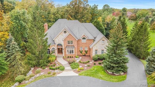 8442 Misty Meadows, Grand Blanc, MI 48439 (MLS #2210084843) :: Kelder Real Estate Group