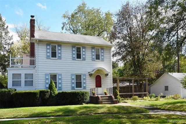 84 N Genesee Ave, Pontiac, MI 48341 (MLS #2210085974) :: Kelder Real Estate Group