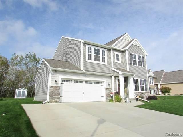 3109 Oxford Lane, Flushing, MI 48433 (MLS #2210086798) :: The BRAND Real Estate