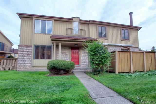 41617 Bedford Dr, Canton, MI 48187 (MLS #2210079628) :: Kelder Real Estate Group