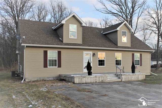 7215 Geiger, Temperance, MI 48182 (MLS #50001782) :: The Tom Lipinski Team at Keller Williams Lakeside Market Center