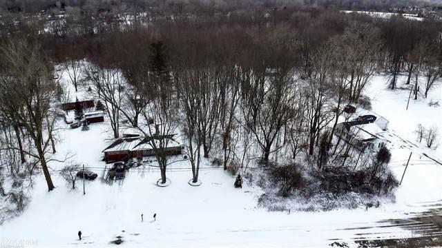 0 Huron River Drive, New Boston, MI 48164 (MLS #50006320) :: The BRAND Real Estate