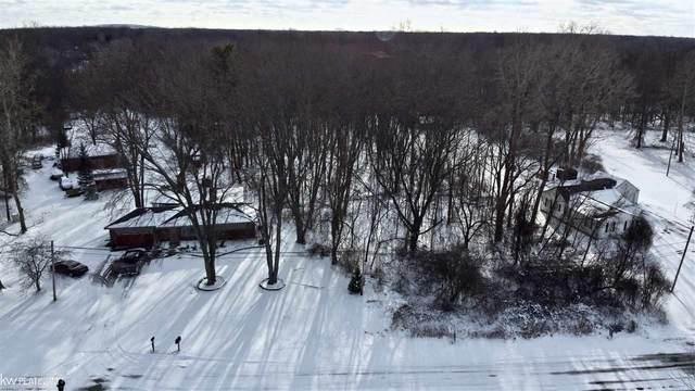 00 Huron River Dr, New Boston, MI 48164 (MLS #50006322) :: The BRAND Real Estate
