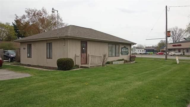 1200 W Broad Street Aka 110 N 4th S, Chesaning, MI 48616 (MLS #50034471) :: The BRAND Real Estate