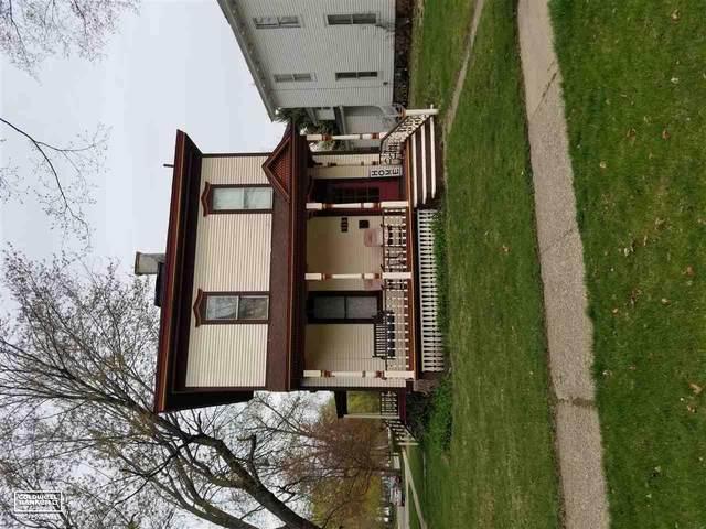 315 W Logan St., Tecumseh, MI 49286 (MLS #50038102) :: The BRAND Real Estate