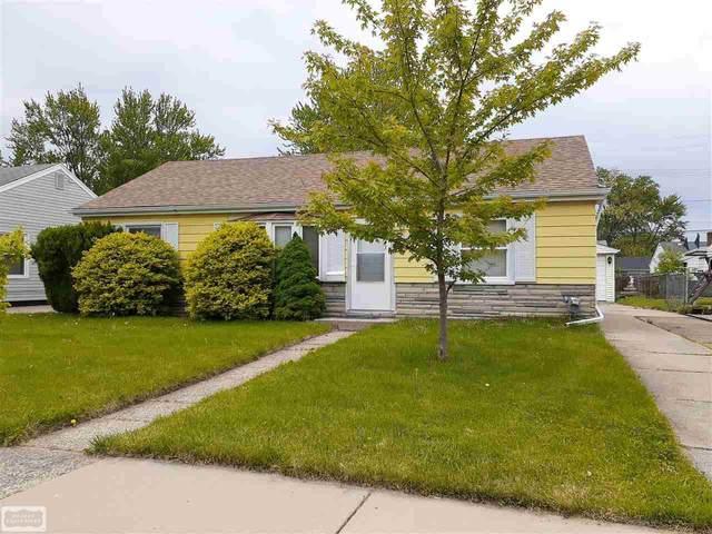 26731 Academy St, Roseville, MI 48066 (MLS #50041957) :: The BRAND Real Estate