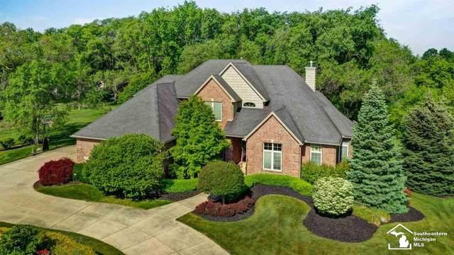 2035 Park Place, Monroe, MI 48162 (MLS #50043899) :: The BRAND Real Estate