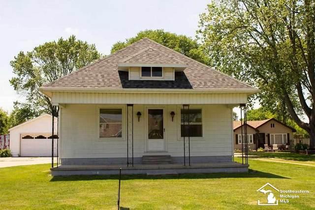 5023 Easy, Newport, MI 48166 (MLS #50044001) :: The BRAND Real Estate