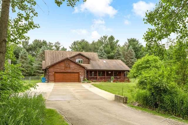 7377 Potter Rd., Flushing, MI 48433 (MLS #50044199) :: The BRAND Real Estate