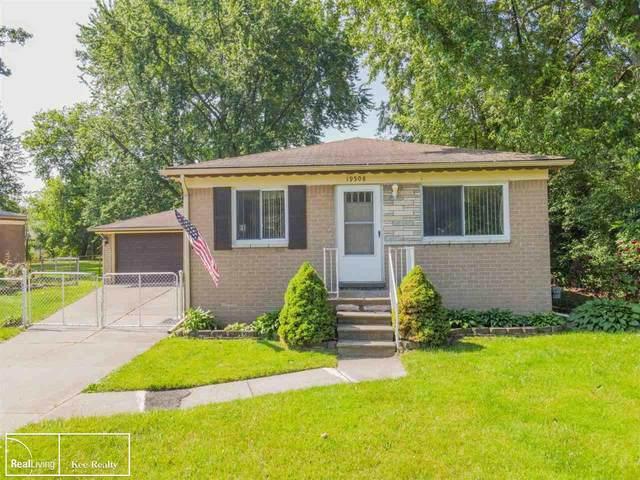 19508 Voiland, Roseville, MI 48066 (MLS #50044851) :: The BRAND Real Estate