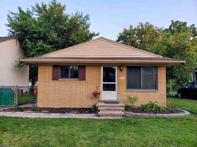 65 Biltmore, Troy, MI 48084 (MLS #50046135) :: Kelder Real Estate Group